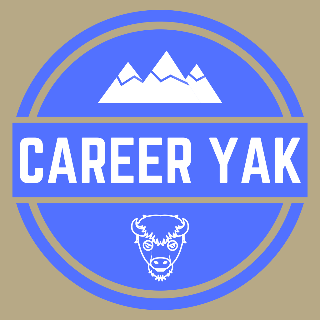 Career Yak podcast logo