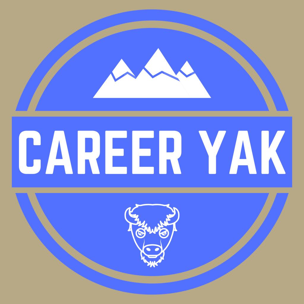 Career Yak podcast logo